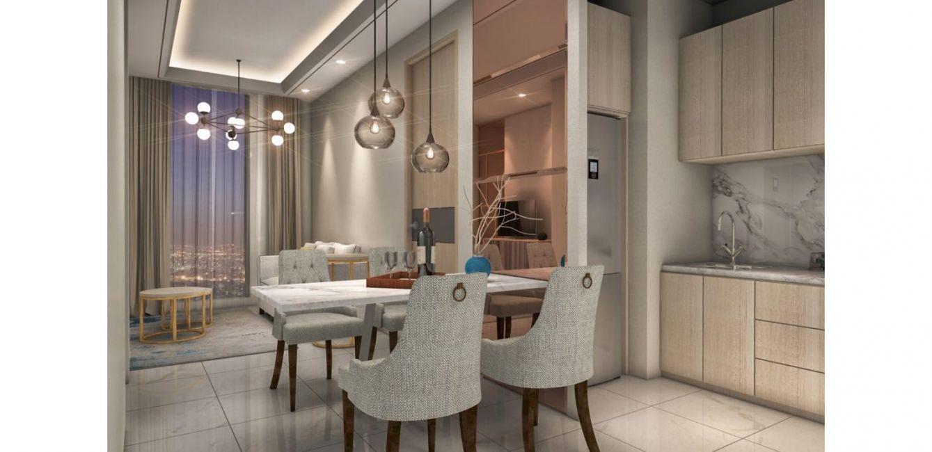 2BR - Living Room